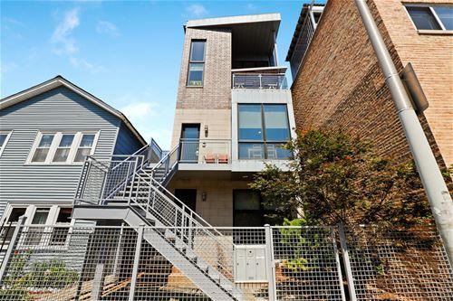 2438 W Bloomingdale Unit 2, Chicago, IL 60647 Logan Square