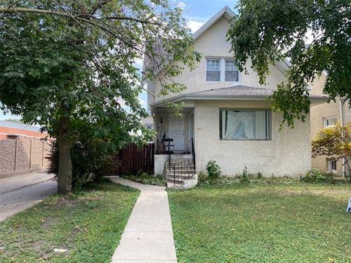 4817 W Pensacola, Chicago, IL 60641 Portage Park