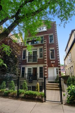 1137 W Wrightwood Unit 2, Chicago, IL 60614 Lincoln Park