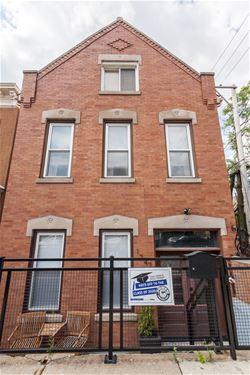 1747 W Le Moyne Unit 1, Chicago, IL 60622 Wicker Park