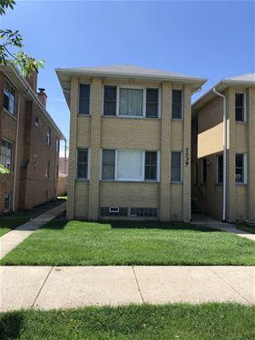 7739 W Addison, Chicago, IL 60634 Belmont Heights