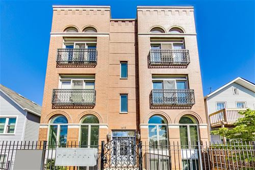 1615 S Miller Unit 1B, Chicago, IL 60608 Pilsen
