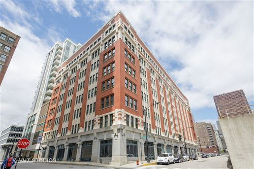 732 S Financial Unit 409, Chicago, IL 60605 South Loop