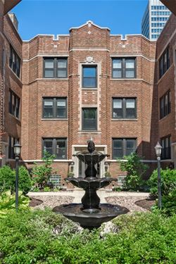 522 W Cornelia Unit 3N, Chicago, IL 60657 Lakeview