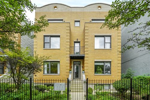 2914 W Palmer Unit 1, Chicago, IL 60647 Logan Square