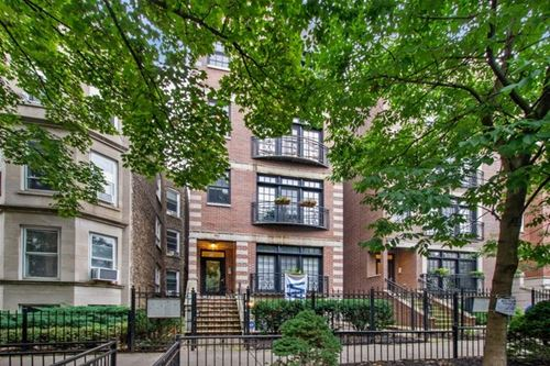 903 W Roscoe Unit 3, Chicago, IL 60657 Lakeview