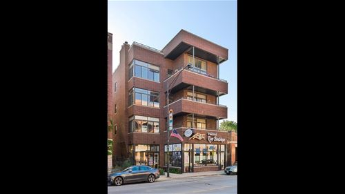 2852 N Halsted Unit 3S, Chicago, IL 60657 Lakeview