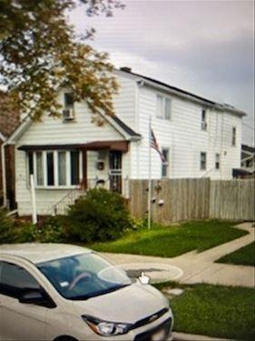 3337 N Orange, Chicago, IL 60634 Belmont Heights