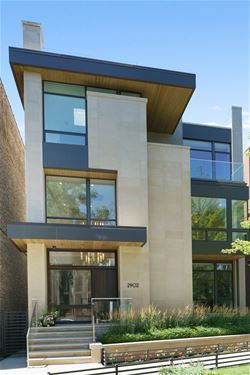 2902 N Burling, Chicago, IL 60657 Lakeview