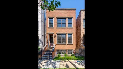 1106 W Fry, Chicago, IL 60642 River West