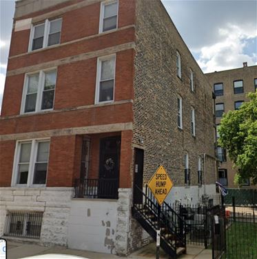 1822 N Campbell Unit 3, Chicago, IL 60647 Logan Square