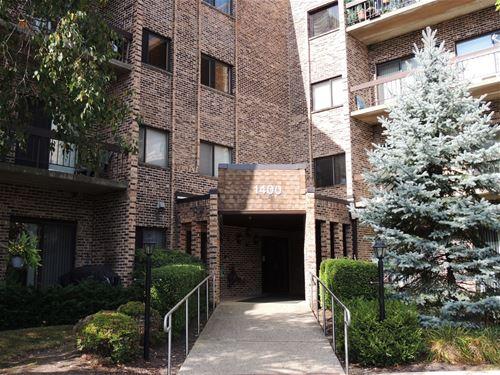 1400 N Elmhurst Unit 403, Mount Prospect, IL 60056