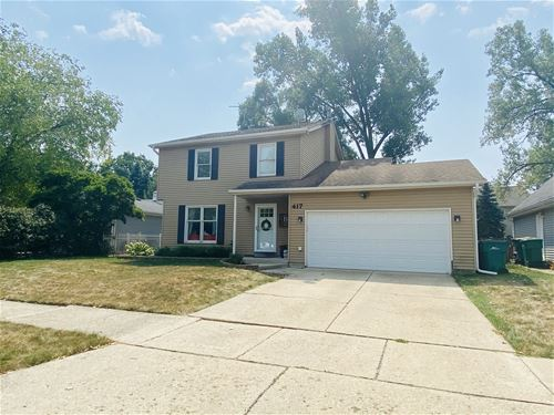 417 Morninglory, Westmont, IL 60559