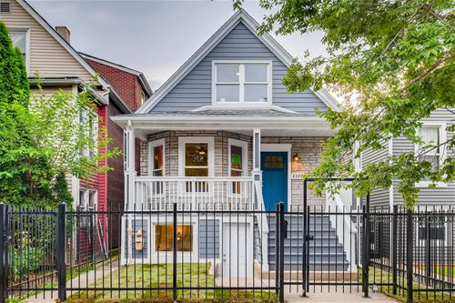 4328 N Kimball, Chicago, IL 60618 Irving Park