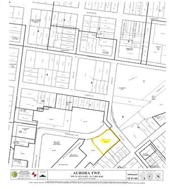Lot 3 Se Marshall Avenue & Gale, Aurora, IL 60506