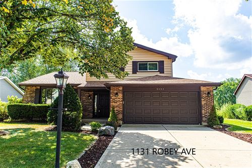1131 Robey, Downers Grove, IL 60516