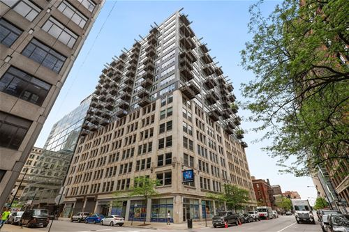 565 W Quincy Unit 1013, Chicago, IL 60661 The Loop