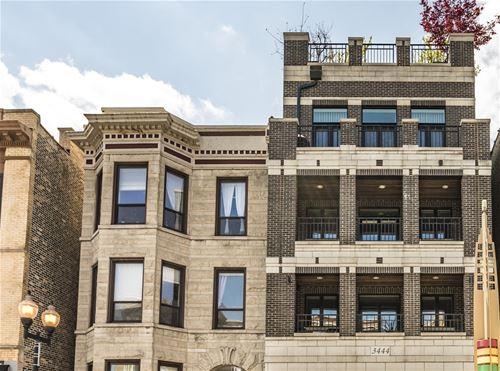 3444 N Halsted Unit 2, Chicago, IL 60657 Lakeview