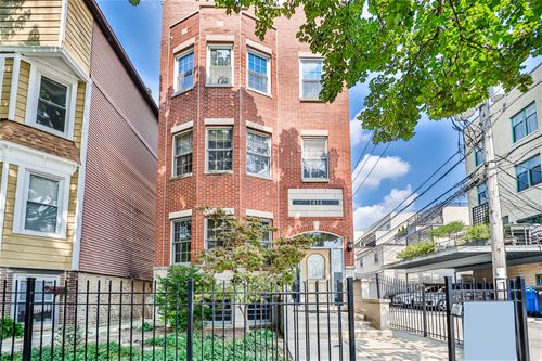 1414 W Wolfram Unit 1, Chicago, IL 60657 Lakeview