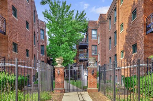1144 W Pratt Unit 2N, Chicago, IL 60626 Rogers Park