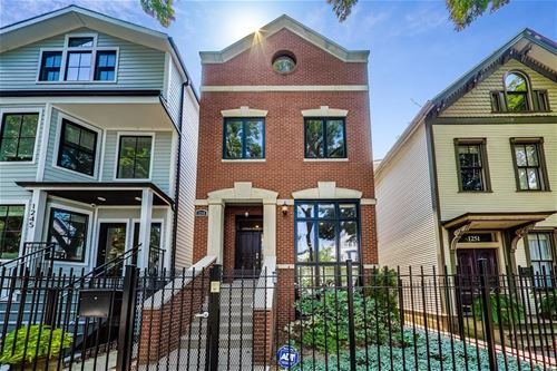 1249 W Nelson, Chicago, IL 60657 Lakeview