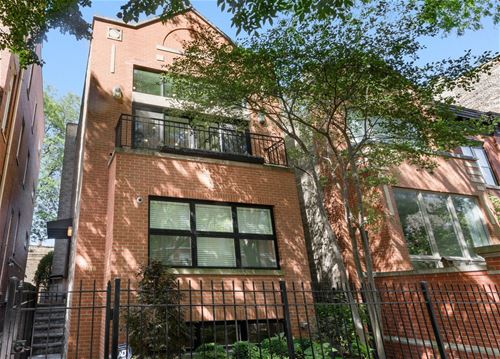 1048 W Webster, Chicago, IL 60614 Lincoln Park