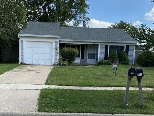 435 Seneca, Bolingbrook, IL 60440