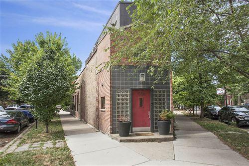 1736 N Hoyne, Chicago, IL 60647 Bucktown
