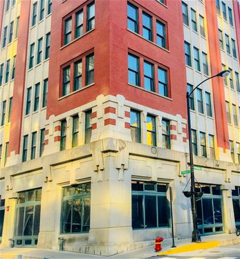 732 S Financial Unit 605, Chicago, IL 60605 South Loop
