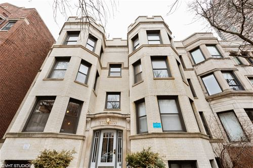 3723 N Pine Grove Unit 1, Chicago, IL 60613 Lakeview