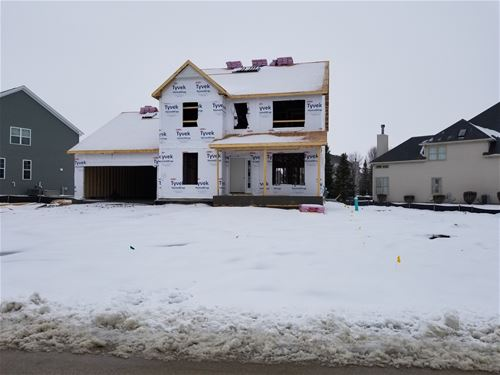 26100 W Milestone Lot #34, Plainfield, IL 60585