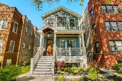 3338 N Oakley, Chicago, IL 60618 Roscoe Village