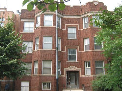4626 N Ashland, Chicago, IL 60640 Ravenswood