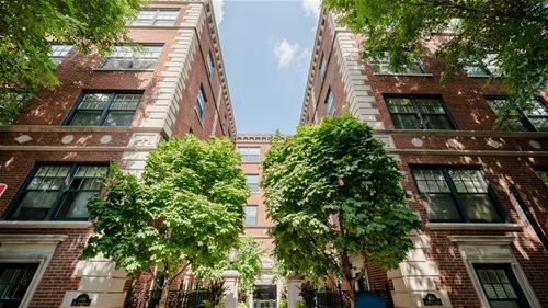 444 W Roslyn Unit 1A, Chicago, IL 60614 Lincoln Park
