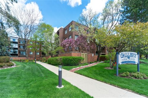 2200 Bouterse Unit 406, Park Ridge, IL 60068