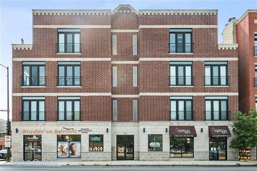 2007 W Belmont Unit 2N, Chicago, IL 60618 Hamlin Park