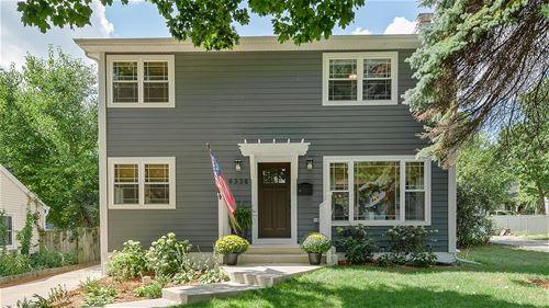 4338 Washington, Downers Grove, IL 60515