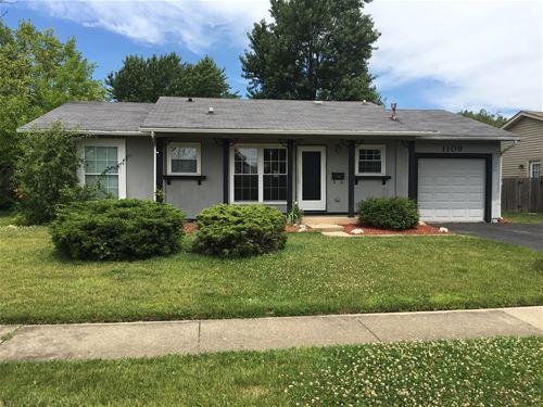 1109 Lovell, Elk Grove Village, IL 60007