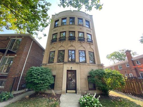 7409 N Claremont Unit 1, Chicago, IL 60645 West Ridge
