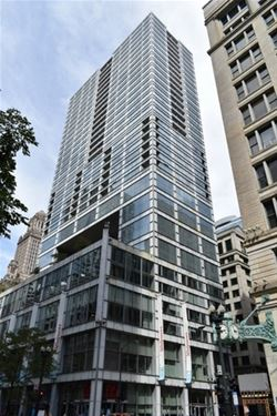 8 E Randolph Unit 1403, Chicago, IL 60601 The Loop