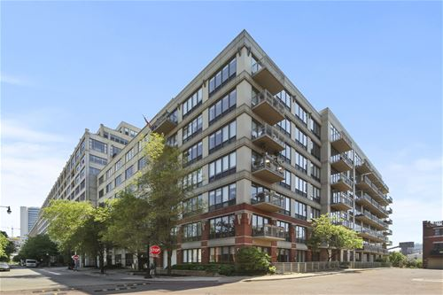 1000 N Kingsbury Unit 107, Chicago, IL 60610 Goose Island