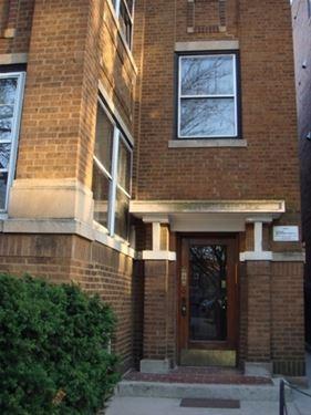 623 W Buckingham Unit 3, Chicago, IL 60657 Lakeview