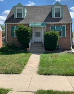 345 Frederick, Bellwood, IL 60104