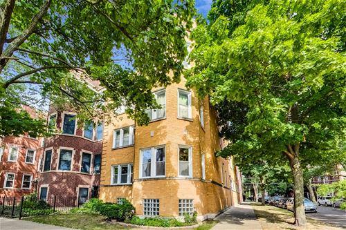 1524 W Schreiber Unit 1, Chicago, IL 60626 Rogers Park