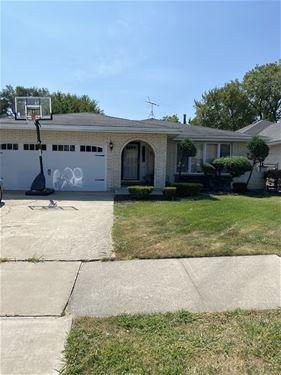 6623 W 91st, Oak Lawn, IL 60453
