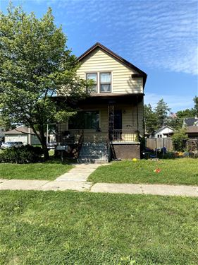 1044 Union, Chicago Heights, IL 60411