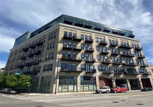 1645 W Ogden Unit 438, Chicago, IL 60612 Near West Side
