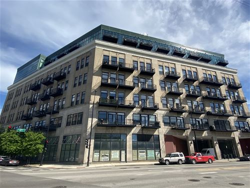 1645 W Ogden Unit 534, Chicago, IL 60612 Near West Side