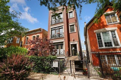1644 N Claremont Unit 2, Chicago, IL 60647 Bucktown