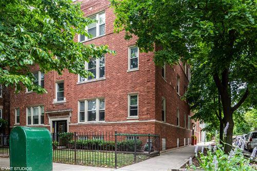 2314 W Byron Unit 2, Chicago, IL 60618 Northcenter